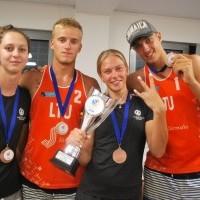 EUSA paplūdimio tinklinio čempionatas
