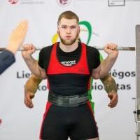 Lietuvos studentų jėgos trikovės čempionatas 2021