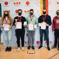Lietuvos studentų greitųjų šachmatų čempionatas