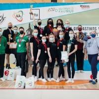 Lietuvos studentų aerobinės gimnastikos čempionatas