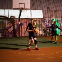 3x3 naktinis krepšinis