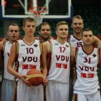 2016 m. Europos universitetų žaidynės: Vyrų krepšinis