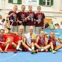 2016 m. Europos universitetų žaidynės: vyrų 3x3 krepšininis