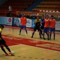 2016 m. Salės futbolas III EUSA žaidynėse