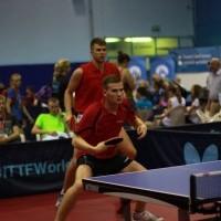 2016 m. EUSA žaidynės - stalo tenisas, badmintonas