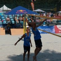 2016 m. EUSA žaidynės - paplūdimio tinklinis