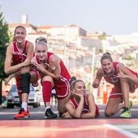 EUG 2018: Krepšinis 3x3 (merginos)