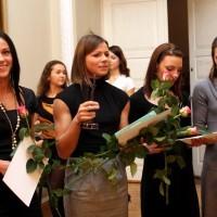 2009 m. Geriausių Lietuvos studentų sportininkų pagerbimo šventės akimirkos