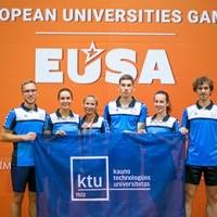 EUG 2018: Badmintonas