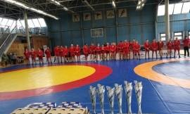 Lietuvos universitetų studentų sambo čempionate KTU ir LSU komandų pergalės