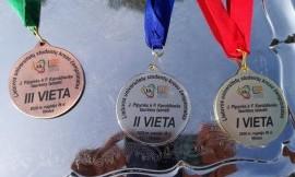 Lietuvos studentų kroso čempionate nugalėjo LSU ir VU komandos