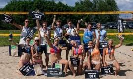 2016 m. Europos universitetų žaidynėse Lietuvos garbę gins VU universiteto paplūdimio tinklininkai