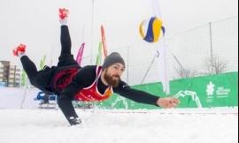 Ant sniego – istorinis tinklinio turnyras