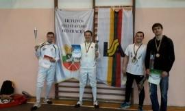2016 m. Lietuvos universitetų fechtavimosi čempionatas