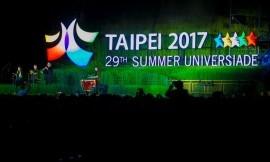 Taipei 2017: trečiadienio startai