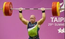 Aurimą Didžbalį Universiadoje nuo aukso skyrė trys kilogramai (trenerio komentaras, nuotraukos)