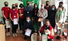Vytauto Didžiojo univeriteto komanda kulkinio šaudymo čempionate apgynė nugalėtojų titulą