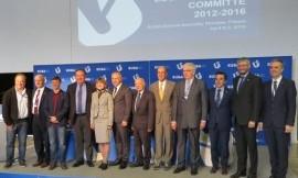 LSSA prezidentas Česlovas Garbaliauskas išrinktas į EUSA Vykdomąjį komitetą dar vienai kadencijai