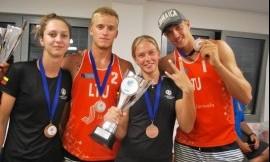 Lietuvos studentams – EUSA čempionato bronza