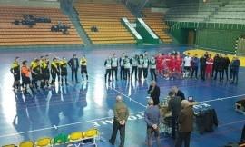 LSFL futsal čempiono titulą apgynė D.Gražulio auklėtiniai
