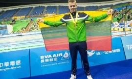Danas Rapšys iškovojo bronzą  Europos plaukimo čempionate