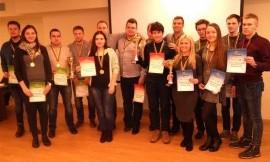 2016 m. Lietuvos studentų universitetų greitųjų šachmatų čempionatas
