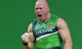 A. Didžbalis iš Europos čempionato parsivežė 2 medalius