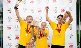 Tarptautinis studentų sporto festivalis jau rugsėjo 20 d.