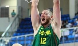 Lietuvos krepšininkai sutriuškino Mozambiko rinktinę
