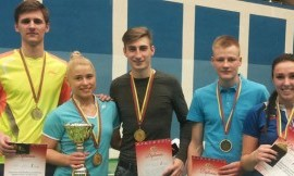 2016 m. Lietuvos studentų universitetų badmintono čempionatas