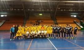 Futsal turnyre – LEU triumfas