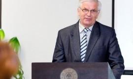 Lietuvos studentų sporto asociacijos prezidentui – išskirtinis Europos universitetinio sporto asociacijos įvertinimas
