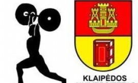 Klaipėdos universiteto komanda - stipriausia Lietuvos universitetų sunkiosios atletikos čempionate
