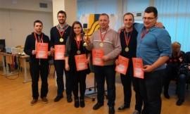 2015 m. Lietuvos studentų universitetų šachmatų čempionatas