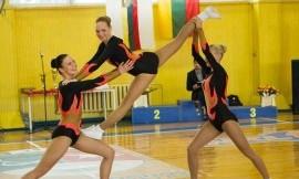 2017 m. Jubiliejinis Lietuvos universitetų studentų aerobinės gimnastikos čempionatas