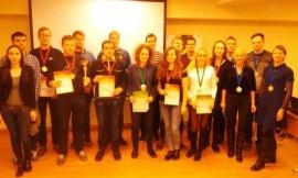Lietuvos universitetų studentų greitųjų šachmatų čempionatas