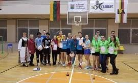 Lietuvos universitetų studentų badmintono čempionatas
