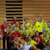 2016 m. EUSA žaidynių moterų rankinio finalas