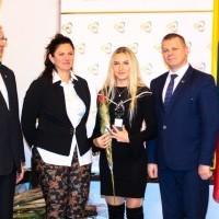 Geriausiųjų 2018 metų Lietuvos studentų sportininkų apdovanojimai