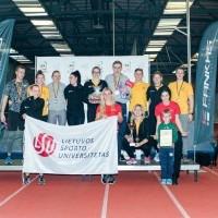 Lietuvos studentų olimpinis festivalis 2016