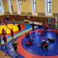 Lietuvos universitetų studentų sambo čempionatas